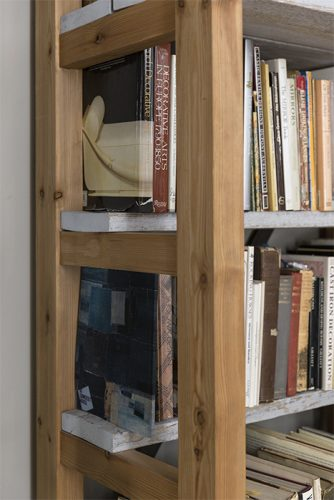 Studio Shelves Detail