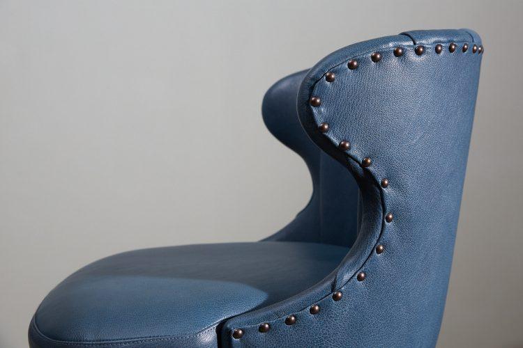 2021 Captains Bar Stools – Blue Leather-0010