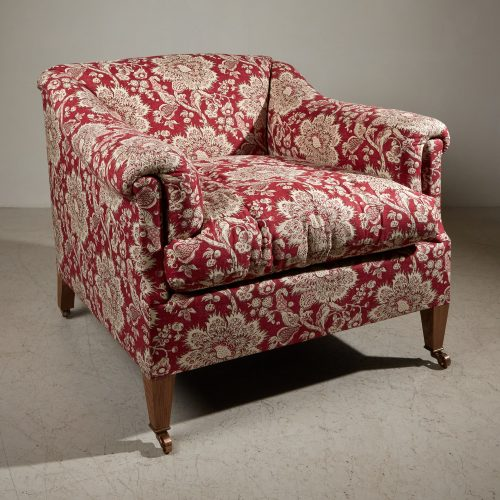 2021 Den Chair Red Pattern-0001
