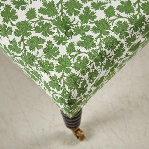 2021 Gainsborough Stool – Green-0003