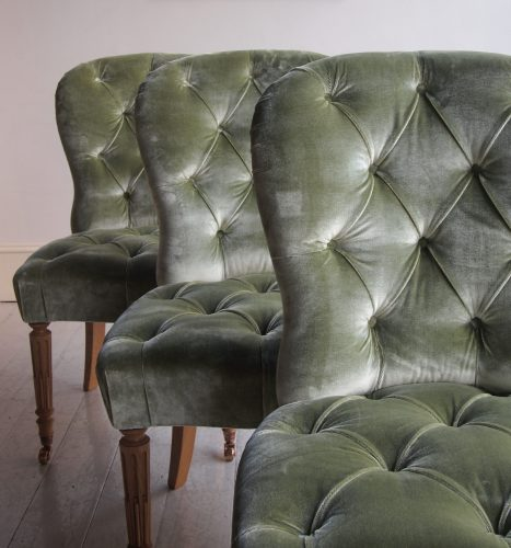 Howe Salon Chair