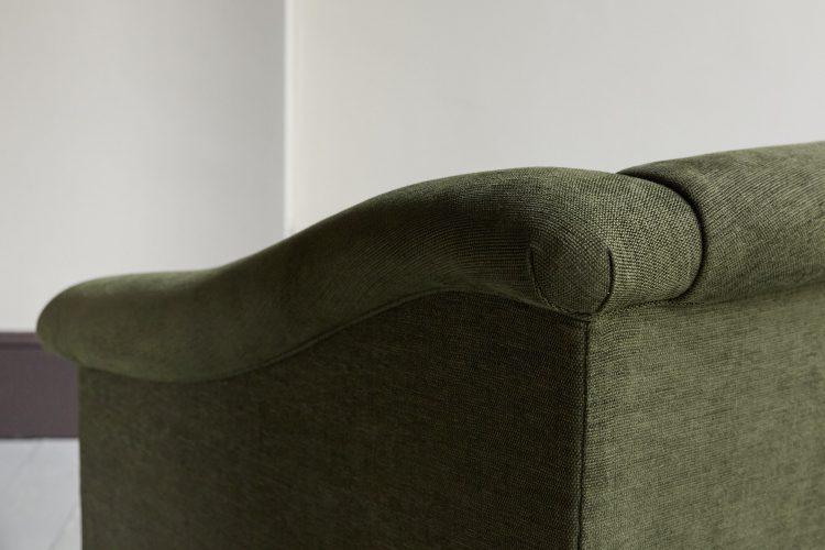 Bassett Sofa – Green-0010