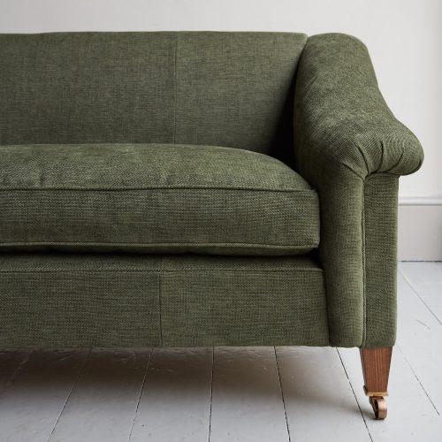Bassett Sofa – Green-0019