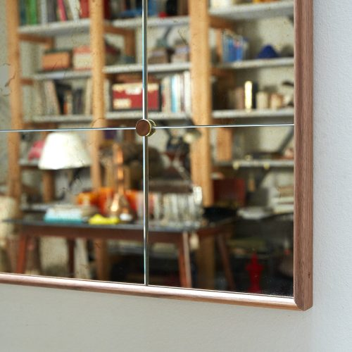 Bespoke Swedish Style Segmented Mirror-0004