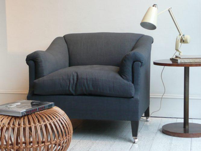 Blue-Linen-Den-Armchair-1