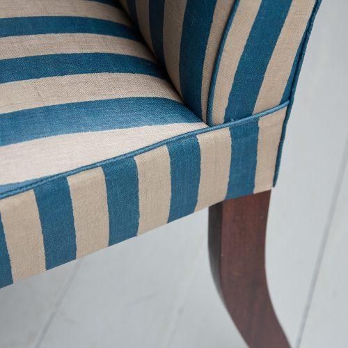 Bobbin Leg Dining Chairs-0014