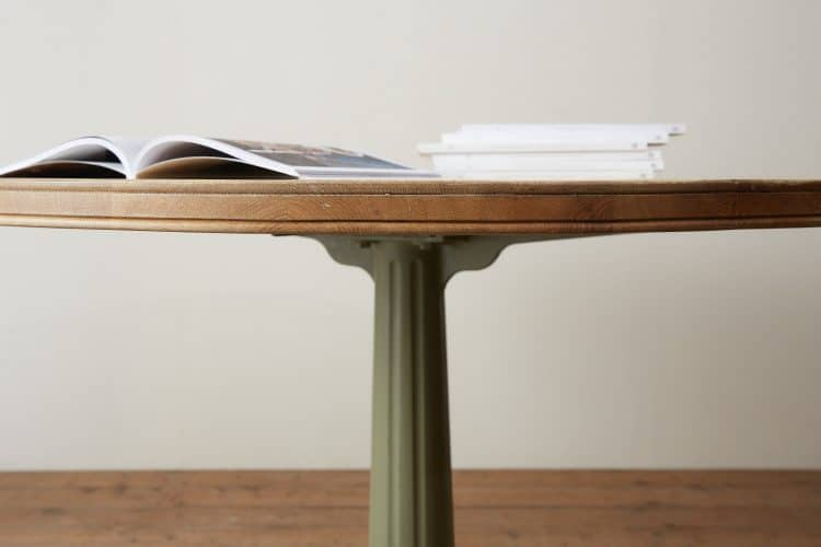 Brunel Table – Green-0011