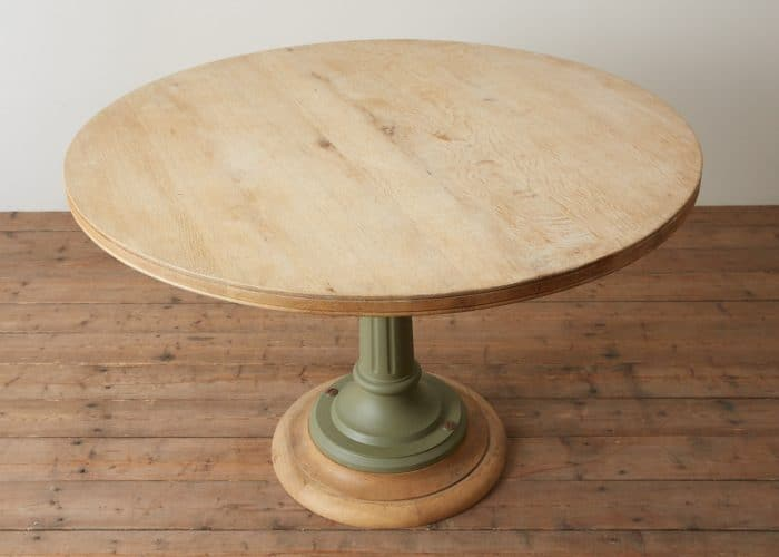 Brunel Table – Green-0014