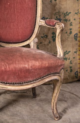 Early-C19th-Louis-XVI-Style-Fauteuil-Chair-0002-1