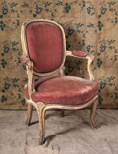 Early-C19th-Louis-XVI-Style-Fauteuil-Chair-0006-1
