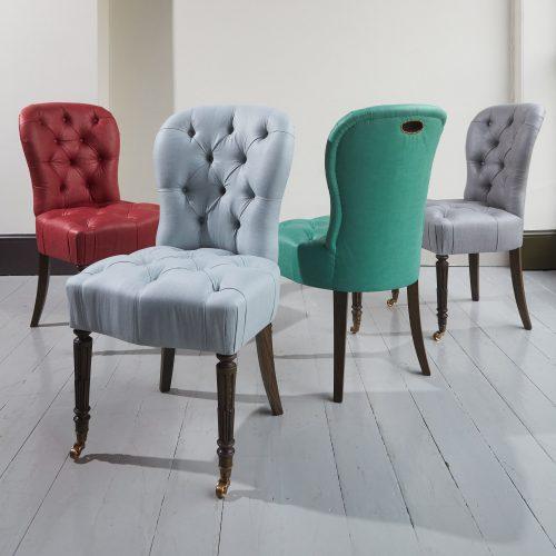 Fluted Leg Salon Chairs-0005