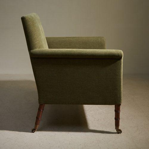 Freud Chair – Green – Colefax-0002