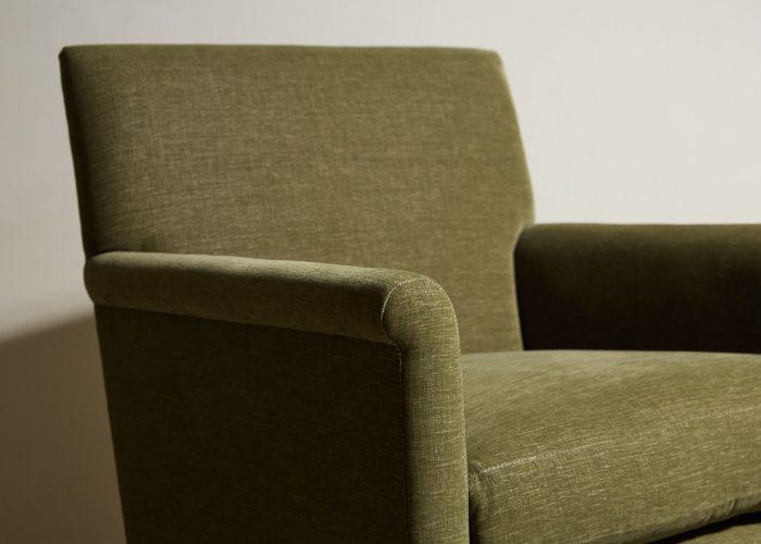 Freud Chair – Green – Colefax-0009