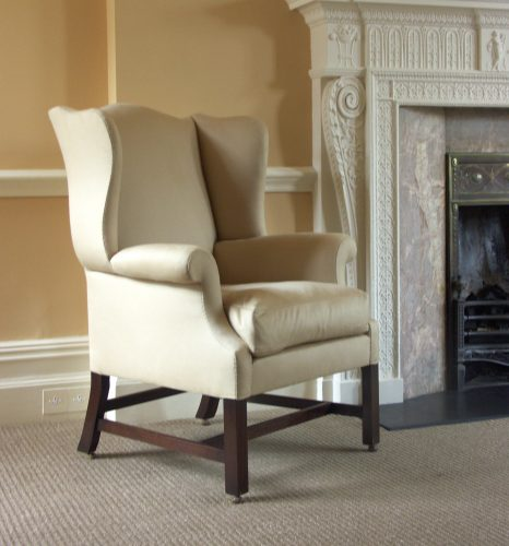 Geo-III-camel-back-wing-chair