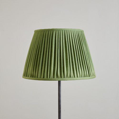 HH800015FG – Fern Green Linen Lampshade-0002