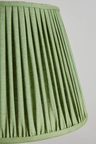HH800015FG – Fern Green Linen Lampshade-0005