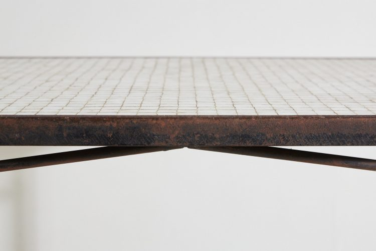 HL2629 – Modernist Steel Framed Table-0004