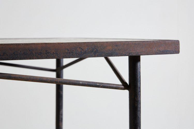 HL2629 – Modernist Steel Framed Table-0006