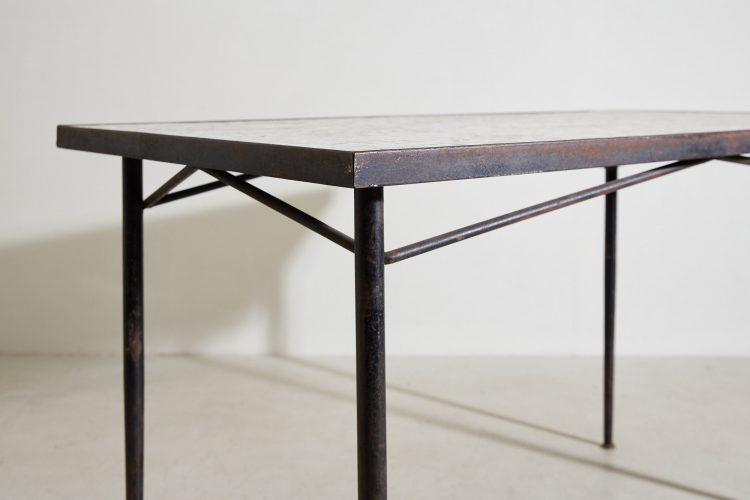 HL2629 – Modernist Steel Framed Table-0012