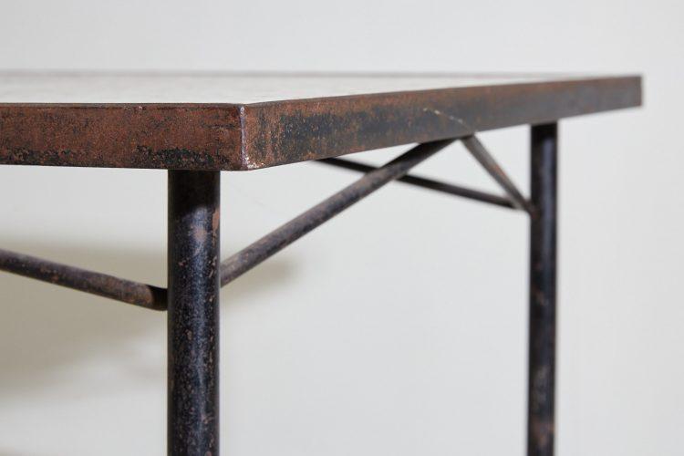 HL2629 – Modernist Steel Framed Table-0018