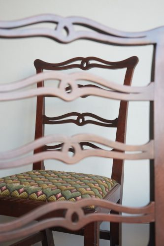 HL3086 – Six George III Chippendale Dining Chairs-0009a