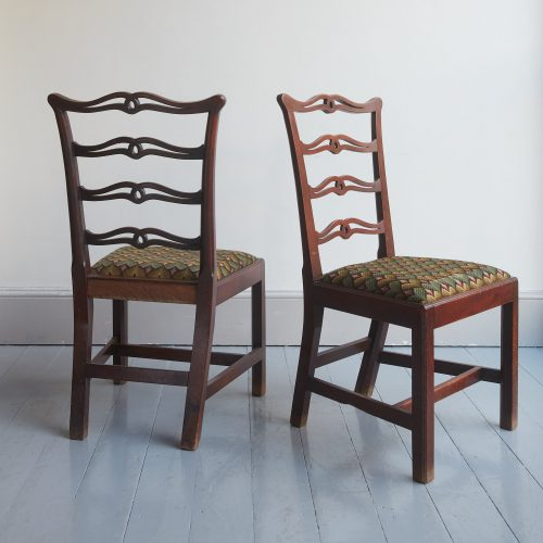 HL3086 – Six George III Chippendale Dining Chairs-0013