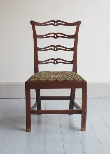 HL3086 – Six George III Chippendale Dining Chairs-0022