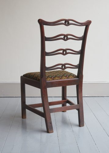 HL3086 – Six George III Chippendale Dining Chairs-0023