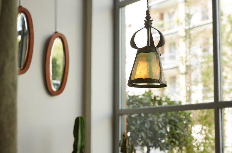 HL3505 – Art Nouveau Lantern-0006