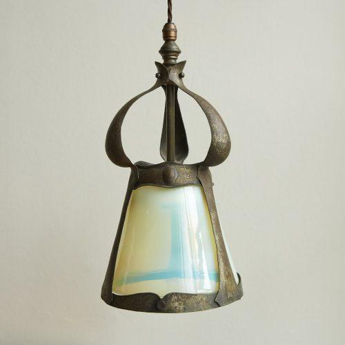 HL3505 – Art Nouveau Lantern-0008