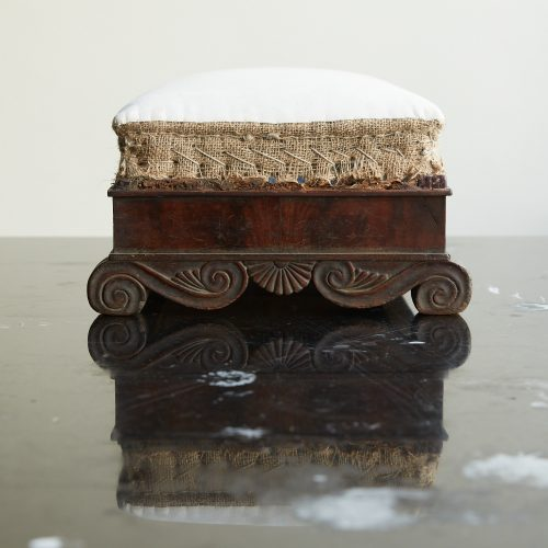 HL3707 – French Empire Footstool-0010