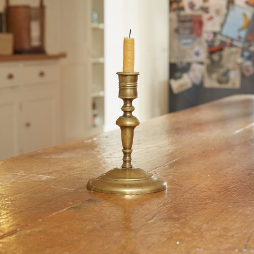 HL4042 – Dutch Brass Candlestick-0001