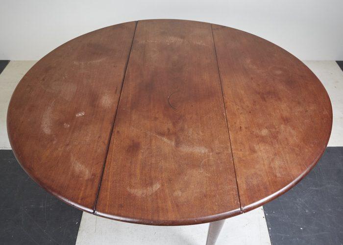 HL649-Mahogany-Drop-Leaf-Table-0005