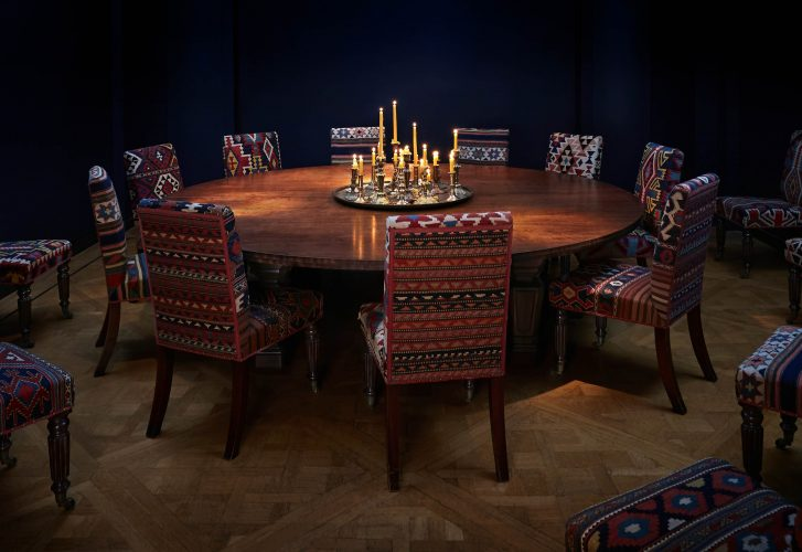 Holland&Sons Dining Table