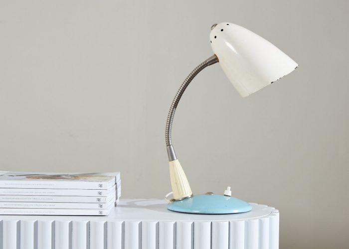 INC0552 – 1950s Blue Desk Lamp-0005