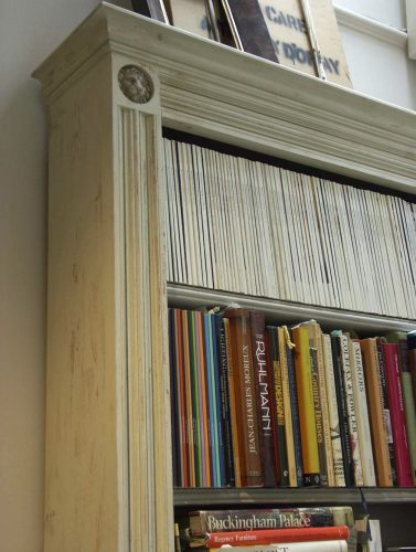 Lion-Bookcase
