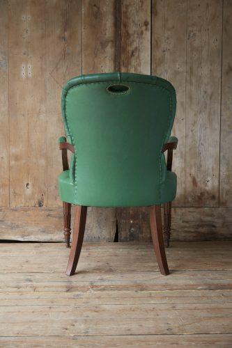 MBH-Salon-Carver-Green-Leather-0015