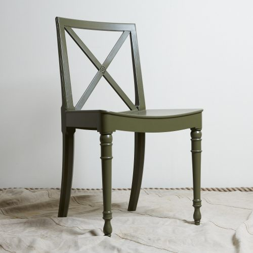 Orangerie III Chair-Green-0023