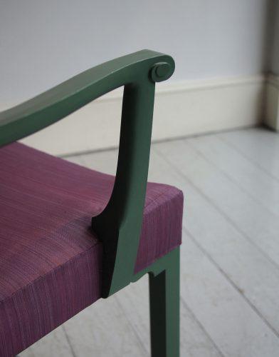 Howe Ladderback Armchair