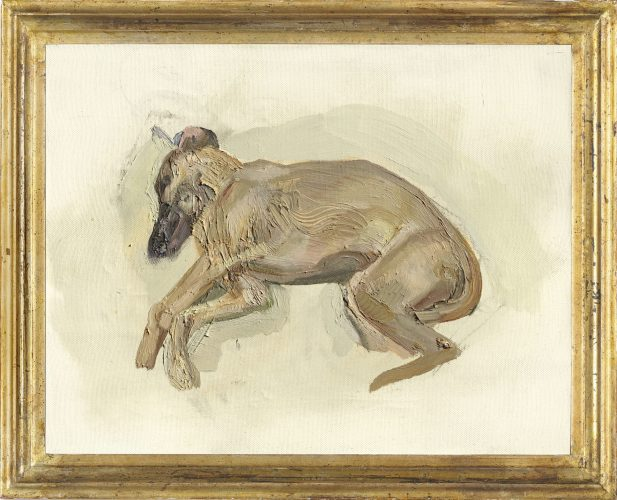Pluto-by-Lucian-Freud-1988