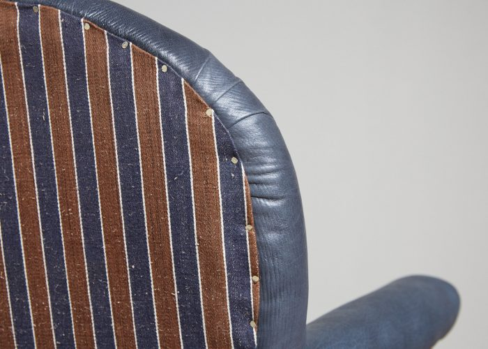 Recovered-Blue-Leather-side-Chair-12