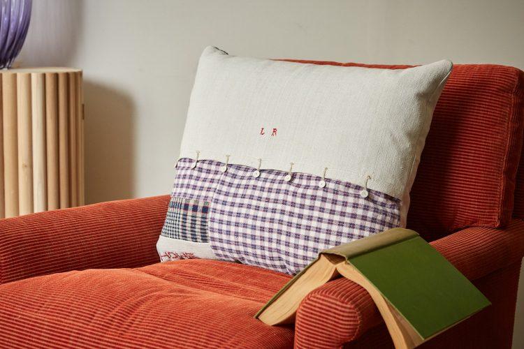 SS150 – Patchwork Vintage Kelsch Cushion-0001