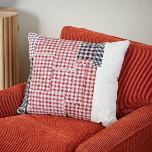 SS150 – Patchwork Vintage Kelsch Cushion-0002