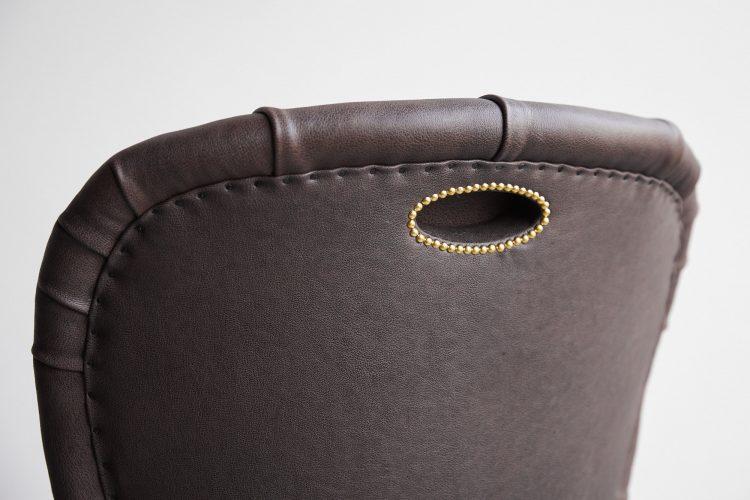 Salon Carver-Brown Leather-0010