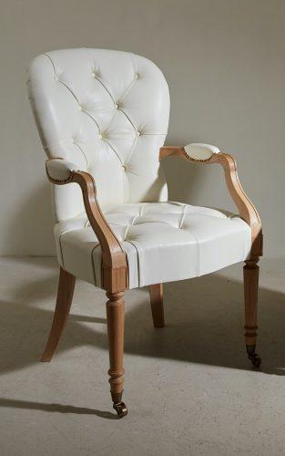 Salon Carvers in White-0002