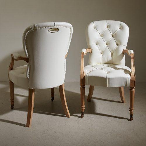 Salon Carvers in White-0003