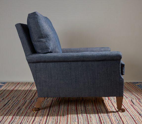 Spaniel Chair – Blue Denim-0007