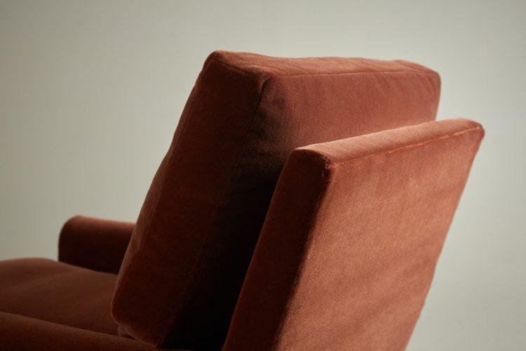 Spaniel Chair – Orange-0012