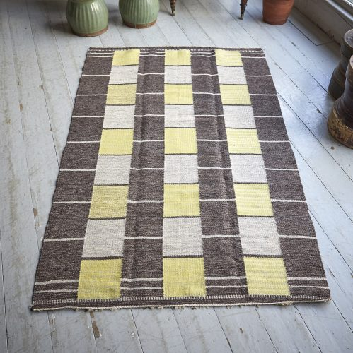 Swedish-Rug-Yellow-Brown-0005