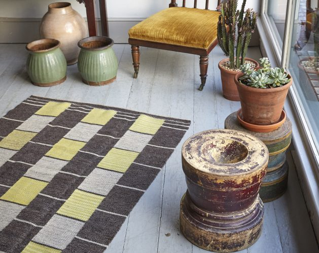 Swedish-Rug-Yellow-Brown-0008